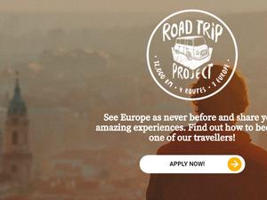 Европейската комисия стартира инициатива (The Road Trip Project), която ще