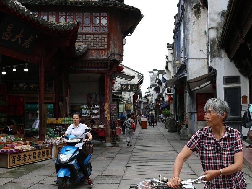 Все повече китайци пътуват по празниците