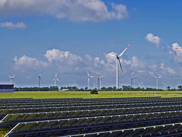 В Европа през 2017 г. са били построени 8,61 ГВт слънчеви електроцентрали