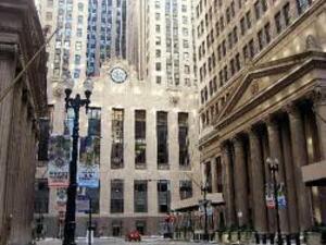 Американски регулатор спря продажбата на Чикагската фондова борса на китайски инвеститор