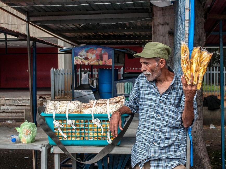 Септемврийската инфлация във Венецуела е 233%, годишната гони 500 хиляди