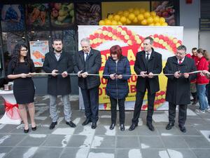 BILLA България официално откри деветия си супермаркет във Варна и