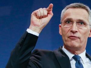 Общо военните бюджети на 29-те държави членки на НАТО за