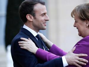 Франция подкрепя мащабната трансформация на Европейския съюз и се надява