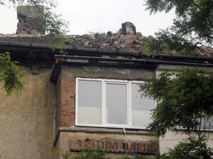 Масови пропуски и измами при строежа на разрушените сгради в Перник