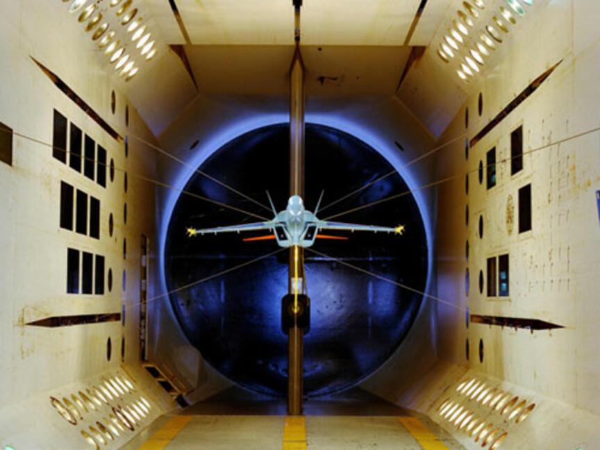 Китай строи най-бързия въздушен тунел в света