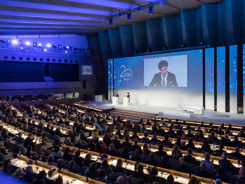 """L'Оreal и ЮНЕСКО отпразнуваха 20-ата годишнина на """"За жените в науката"""""""