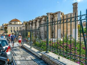 Гърция притежава един от най-старите автомобилни паркове в Европа