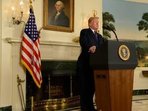 САЩ, Франция и Великобритания извършиха въздушни удари по Сирия, предават