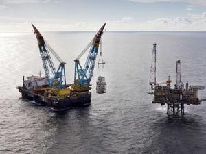 Китай откри огромно находище от природен газ в Жълто море