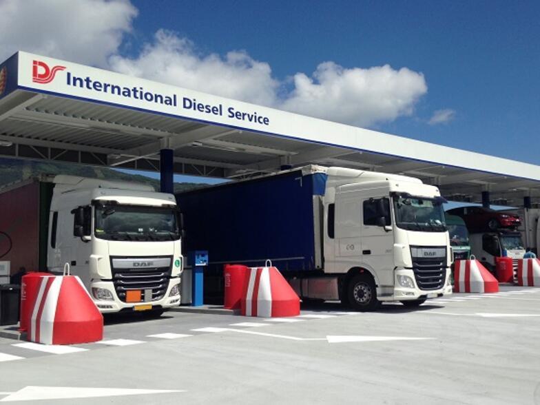 Картата за гориво за камиони на IDS отчита 100% защита на плащанията