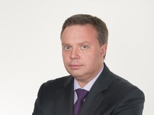 Кирил Комаров е новият председател на Управителния съвет на Световната