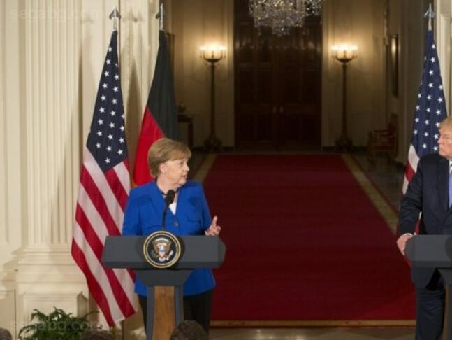 Тръмп: Европа е заложник на руския газ