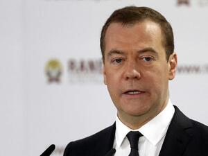 Министър-председателят на Русия Дмитрий Медведев подкрепи идеята да се узакони
