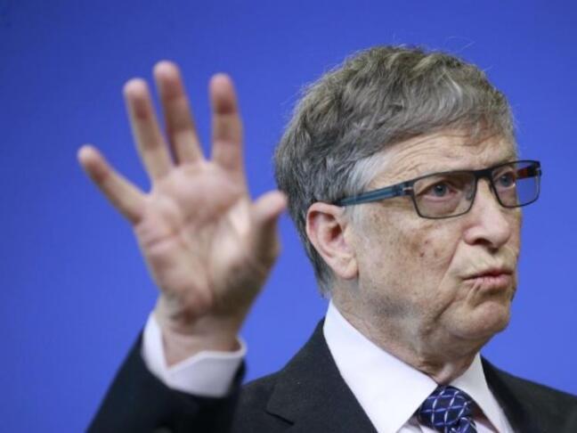 Бил Гейтс дарява 12 милиона долара за борба с грипа