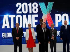 В Сочи беше открит престижния ядрен форум Атомекспо 2018