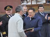 """Плаващият енергоблок """"Академик Ломоносов"""" пристигна в Мурманск за зареждане с ядрено гориво"""