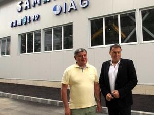 В Самоков отваря първият завод за производство на бронирани автомобили в България