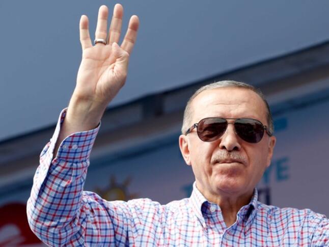 Турция ще бойкотира електрониката от САЩ, обяви Ердоган