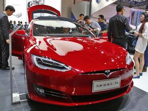 Tesla разширява бизнеса си в Китай