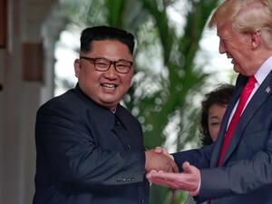 Ким Чен-ун е на посещение в Китай