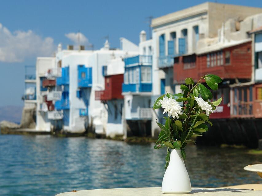 Пазарът на луксозни имоти в Гърция бележи ръст