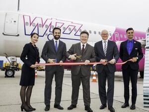 Wizz Air, една от най-бързо развиващите се авиокомпании в Европа