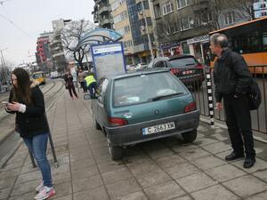 Софийските тротоари да бъдат напълно освободени от паркиралите автомобили -