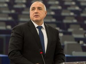 Бойко Борисов се отчита пред евродепутатите