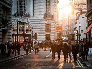 Населението в Европа се е увеличило с 1 млн. души за година