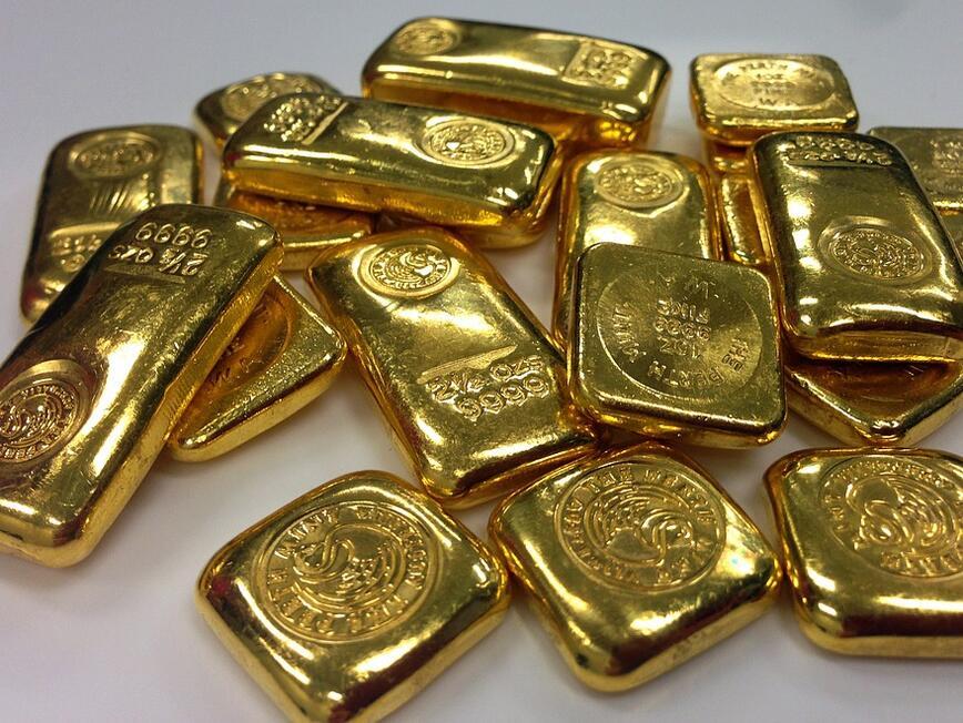 Десетте страни с най-големи златни резерви