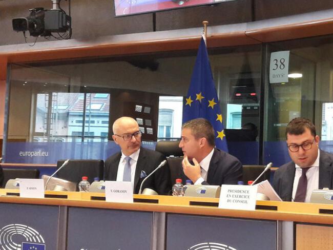 Горанов в Брюксел: По-силна еврозона означава по-силна Европа