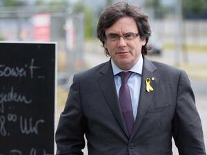 Съд в германската провинция Шлезвиг-Холщайн реши, че уволненият каталунски премиер