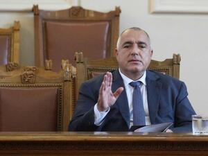 Премиерът Бойко Борисов ще участва в петъчния парламентарен контрол, предаде