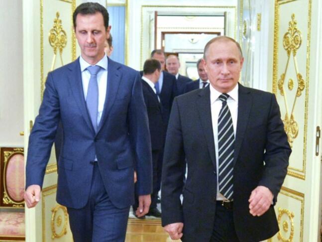 Русия със стратегически план за нефта на Сирия