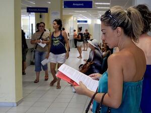 През юли безработицата в България е 5.7%, като спрямо юни