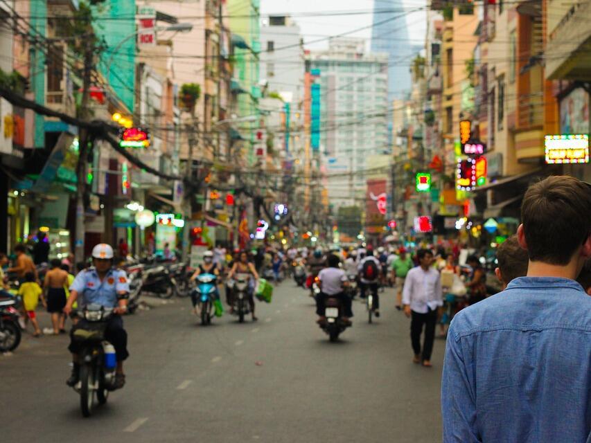 Бедността в Китай намалява рязко
