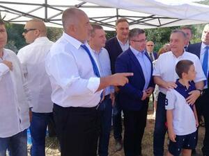 Премиерът Бойко Борисов ще даде начало на строителството на магистрала