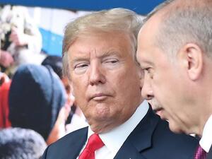 Тръмп за Турция: Няма да стоим със скръстени ръце