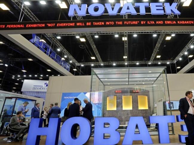 """""""Новатек"""" изпревари за пръв път """"Газпром"""" по пазарна капитализация"""
