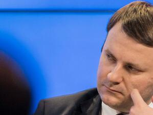 Министърът на икономиката на Русия Максим Орешкин призова руснаците да