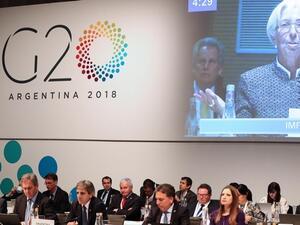 Страните от Г-20 се споразумяха да насърчават реформите в Световната
