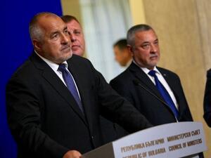 През първия ден от новата седмица Коалиционният съвет на ГЕРБ