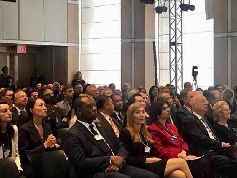 Министър Ангелкова участва в Световния икономически форум в Ню Йорк