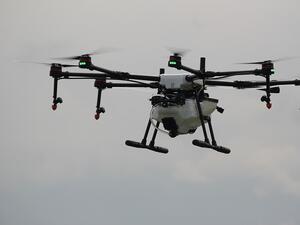 Гърция използва безпилотни дронове, за да наблюдава плавателни съдове, които