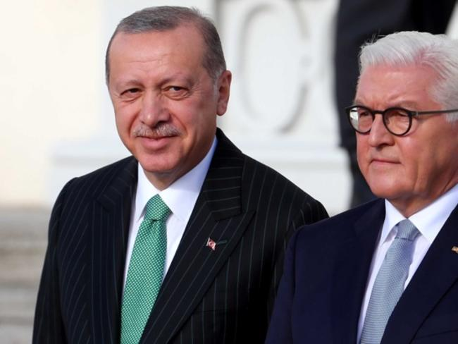Ердоган отменя брифинг в Берлин заради турски журналист