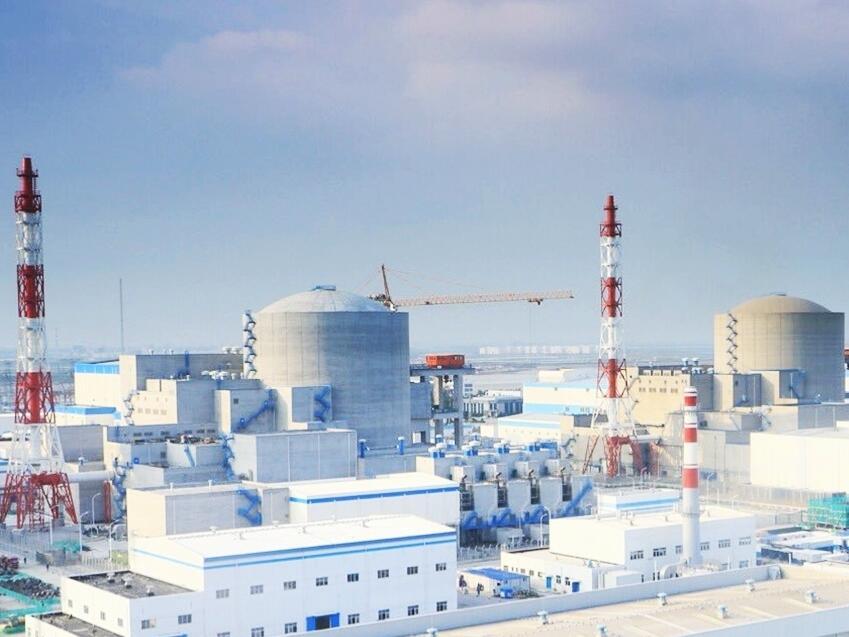 Четвърти енергоблок на Тянванската АЕЦ в Китай бе изведен на минимално контролируемо ниво на мощност