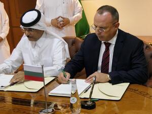 България и Саудитска Арабия подписаха меморандум за инвестиции в областта на земеделието