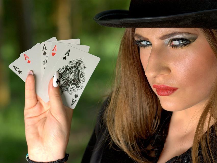 Жените, които промениха покера