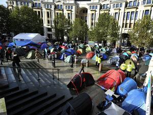 Близо 600 хиляди души излязоха на протест в Лондон, за